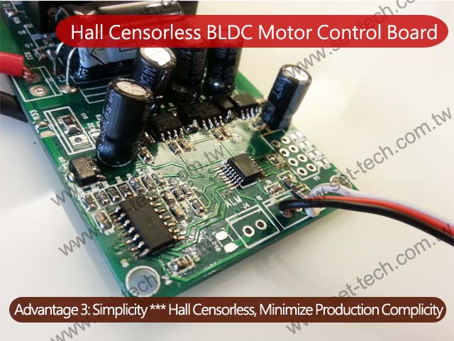 Dc Motor Control Board Bldc Motor Control Master The